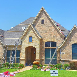Roofing Services for a Home